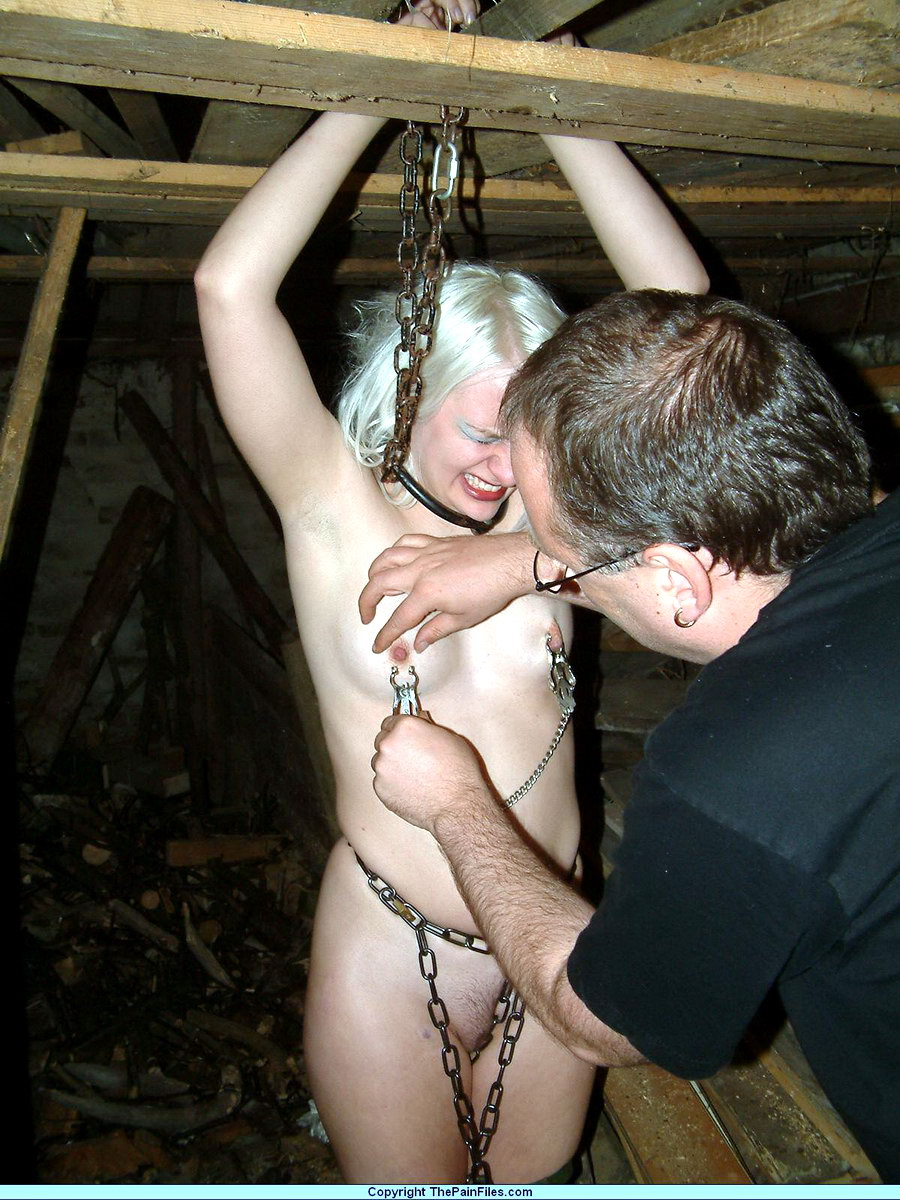 Pity, that pain male bdsm extreme torture nipples that would